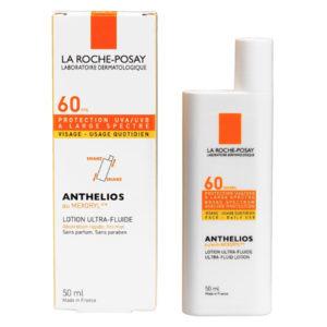 La Roche-Posay 60 SPF Face Lotion Ultra-fluid